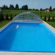 plastový bazén