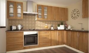 rustik kuchyně