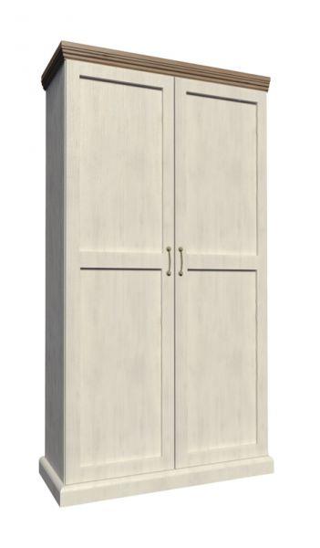 Bílé šatní skříně na T-nábytek.cz
