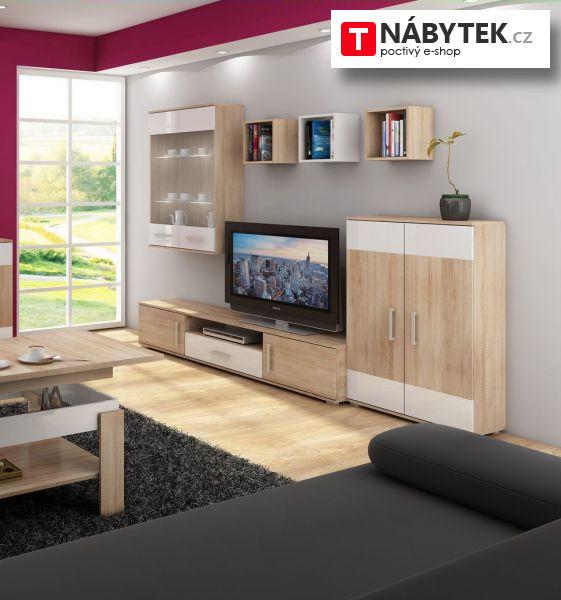Obývací stěny na T-nábytek.cz