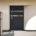 Fotografie: vchodové bezpečnostní dveře