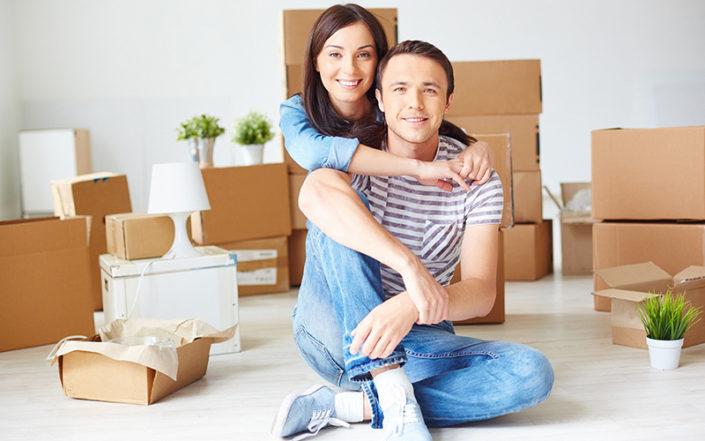 Fotografie: stěhování nábytku